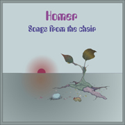 Cover HomeR - Songs from the chair - Vorderseite 180x180