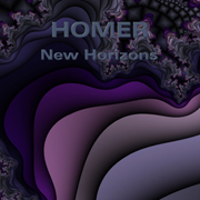 Cover HomeR - New Horizons - Vorderseite 180x180